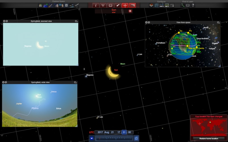 Redshift Premium - Astronomy screenshot 3