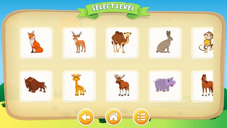 Animals - Kids Learning Games screenshot-6