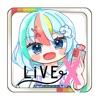 LiVE X(ライブクロス)アイコン