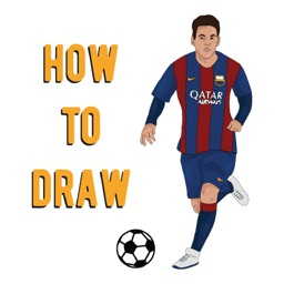 Learn to Draw Football Stars