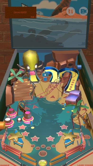 Pinball Frenzy 3D Pro screenshot 2