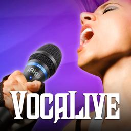 Ícone do app VocaLive for iPad