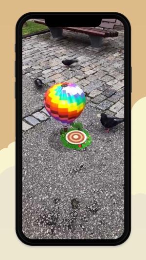 Pocket Balloon - Fly in AR Screenshot