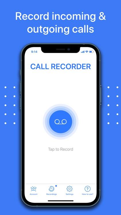Call Recorder ◎ GETCALL screenshot-3