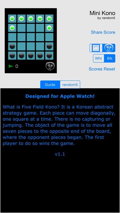 Mini Kono screenshot-4