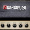 Nembrini Audio - MRH159 Brown Sound アートワーク