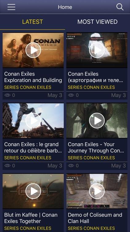 GameNet for - Conan Exiles screenshot-3
