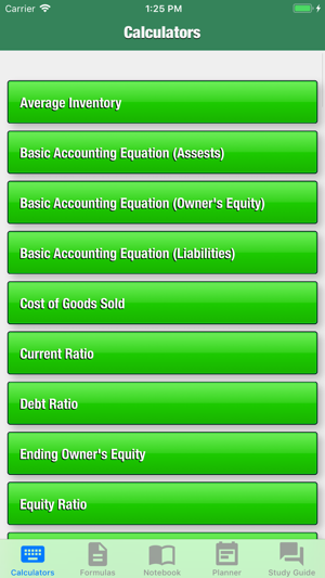 aco financial pro on the app store