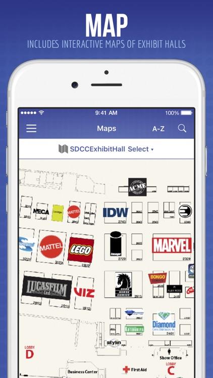 Official Comic-Con App screenshot-4