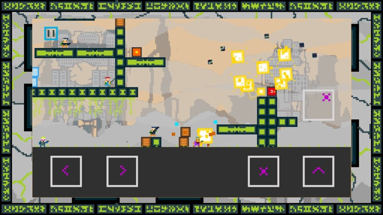 Andy McPixel: Space Outcast screenshot-5