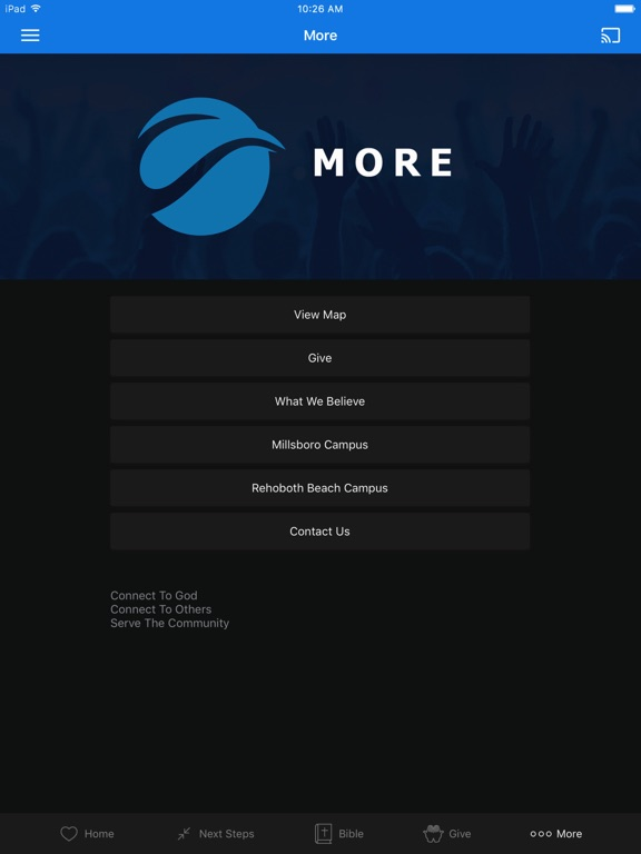 Bay Shore Church App screenshot 6