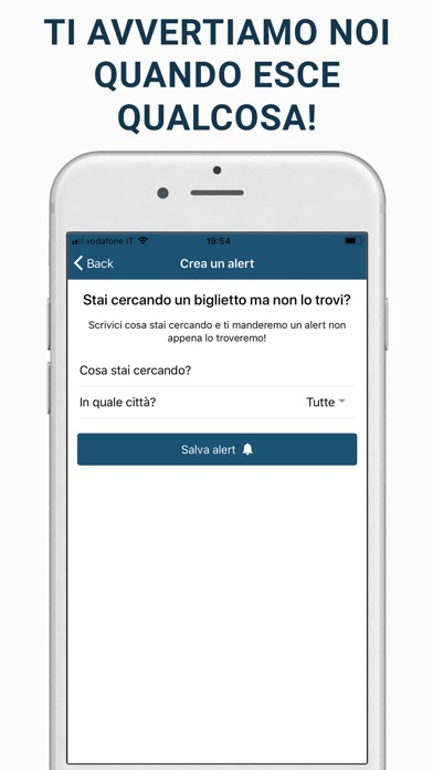 Image of Riticket for iPhone