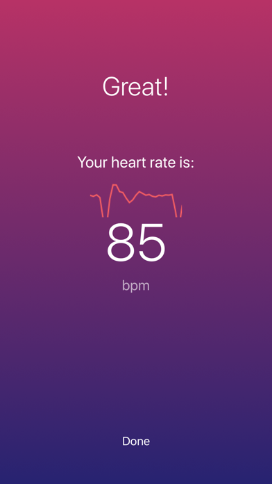 Heart Rate Monitor +++ Screenshots