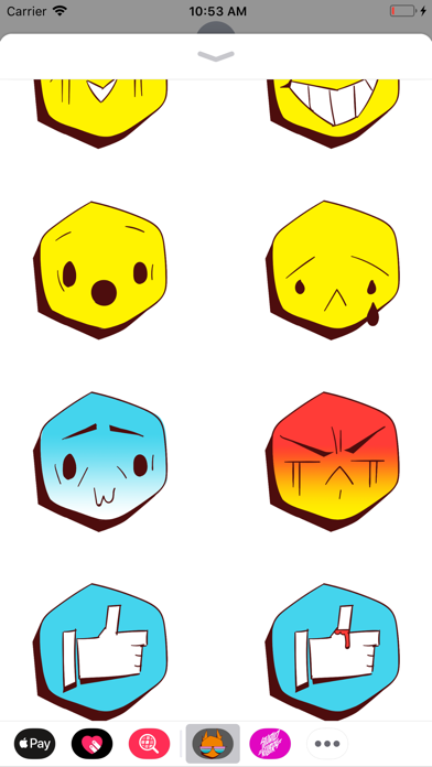 Studio Killers Emoji SetScreenshot of 3
