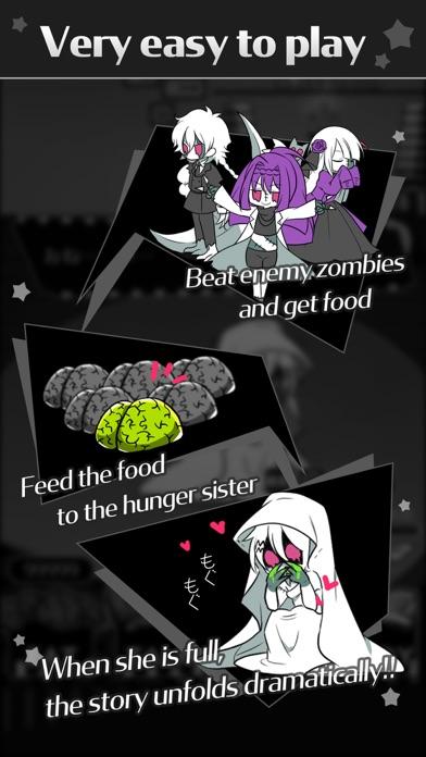 ZombieGirl side:S -sister- screenshot three