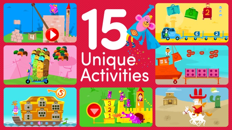 123 Toddler games for 2+ years