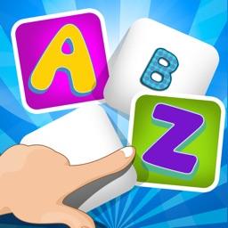 学26个英语字母-学abc帮助思维训练