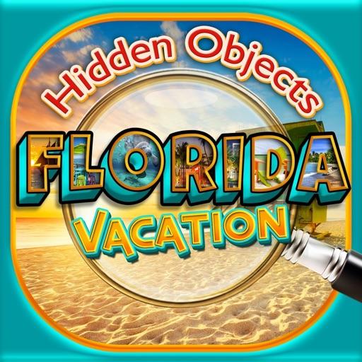 Hidden Object Florida Vacation