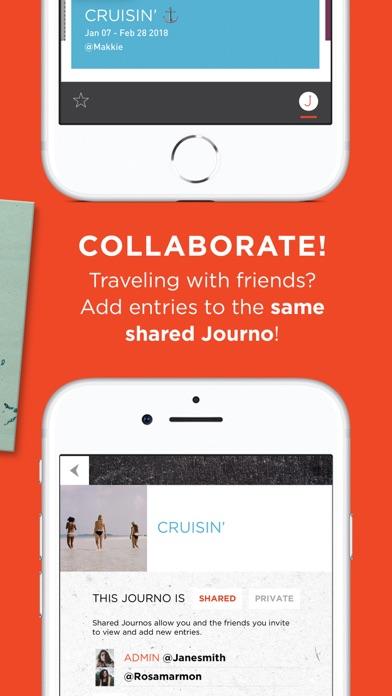 Journo - 旅遊雜誌屏幕截圖5