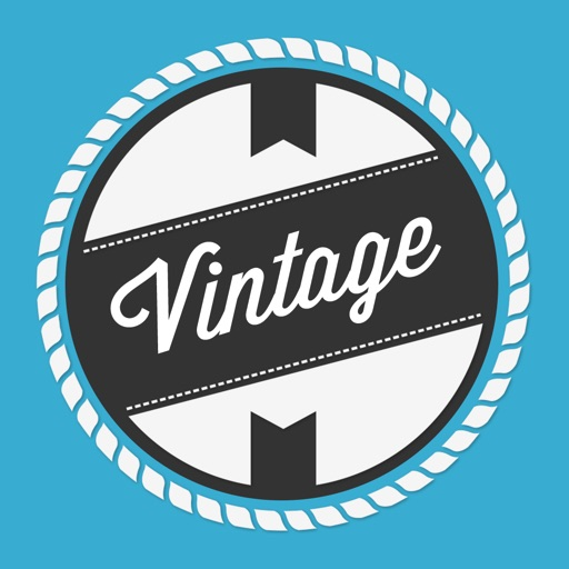 Logo Maker: Vintage Design