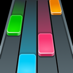 Infinite Tiles - Magic Piano pour pc