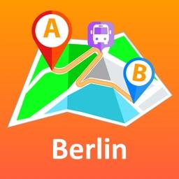 Berlin route planner offline