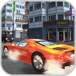 Sports Car: Full Driving