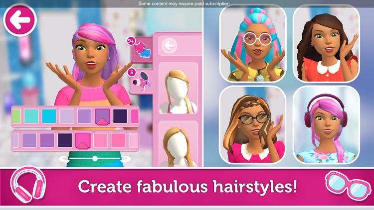 Barbie DreamHouse Adventures screenshot-5