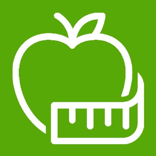 Calorie checker icon