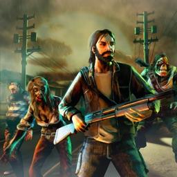 Zombie Butcher Horror Town FPS