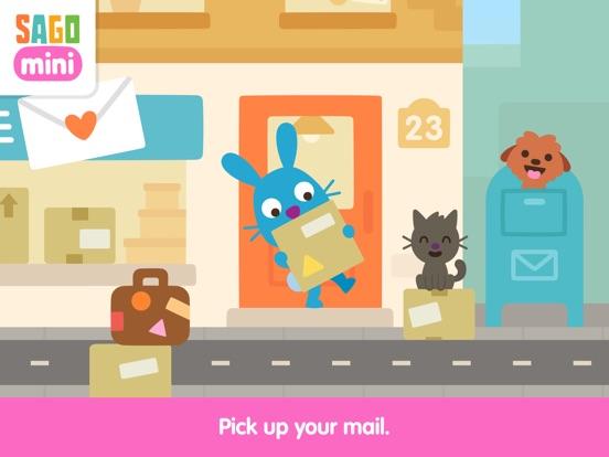 Sago Mini Big City screenshot 11