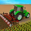 米国 収穫 農業 シミュレーターアイコン