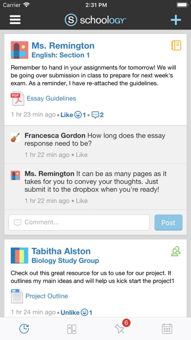 Schoology for Windows