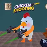 Gun Shooting Chicken War Games на пк