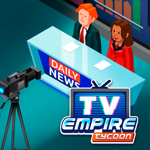 TV Empire Tycoon - Jeu Idle на пк