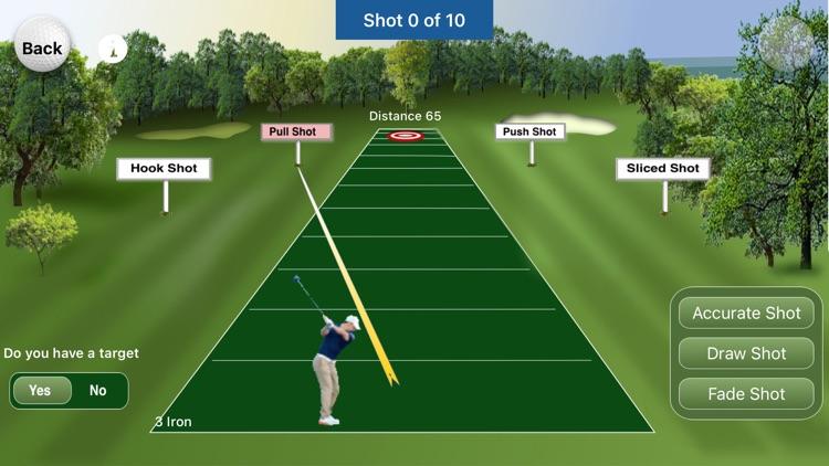 Golf Trainer