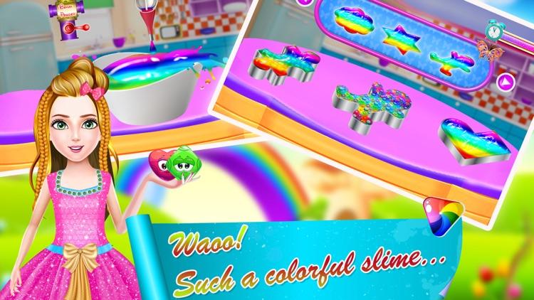 DIY Glitter Slime Maker Jelly screenshot-4