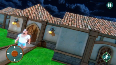 Virtual Scary Neighbor Game Screenshot on iOS