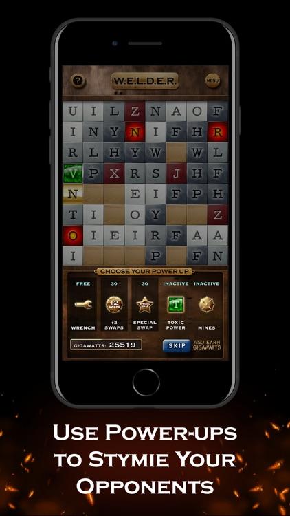 W.E.L.D.E.R. - word game screenshot-5
