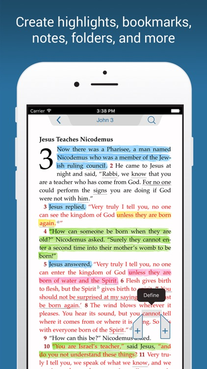 NIV Bible screenshot-0