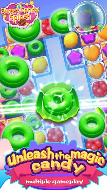 Candy Blast Mania Sugar Games screenshot-4