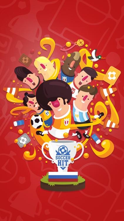 Soccer Hit - International Cup screenshot-0