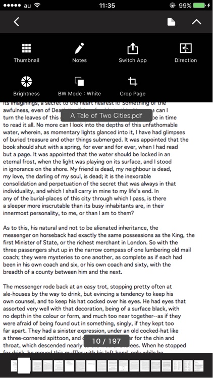 1dollarscan Reader for iPhone screenshot-3