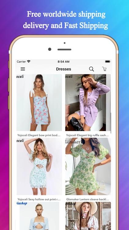 Cheap Women's Clothing Online screenshot-4