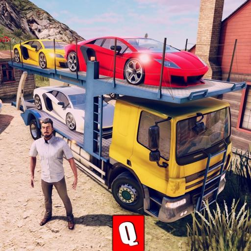 John: Truck Car Transport Sim