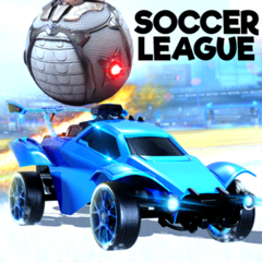 Rocket Football Car League