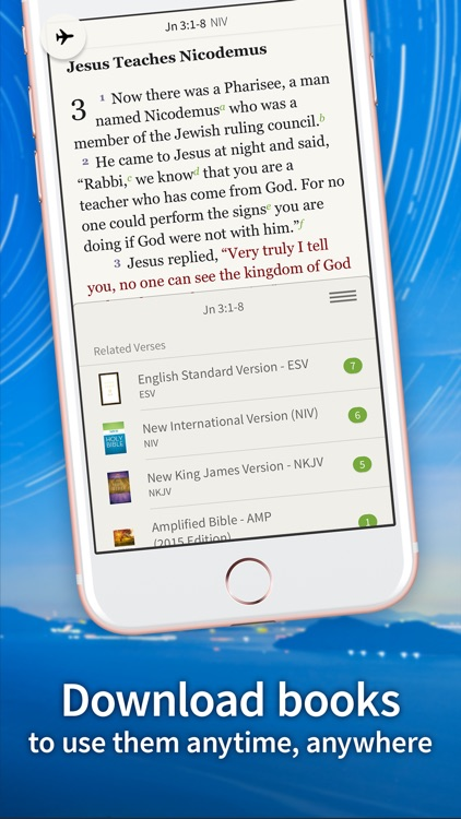 Bible by Olive Tree: ESV & KJV screenshot-6