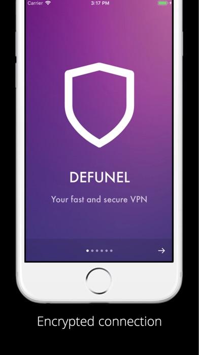 Dеfunel app image