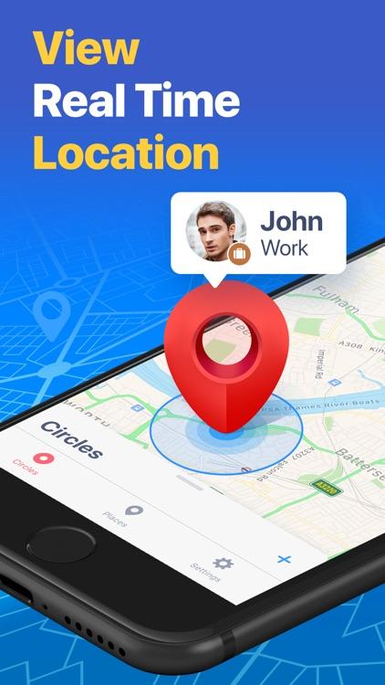 FindMe: Find My Friends, Phone