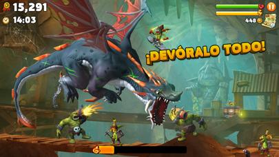 Descargar Hungry Dragon para Android